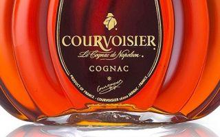 Коньяк Courvoisier
