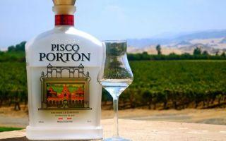 Напиток Писко