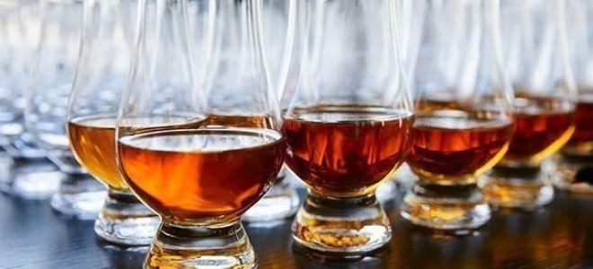 Купажированный виски это