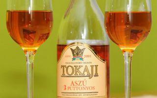 Токайские вина — напиток королей из Венгрии
