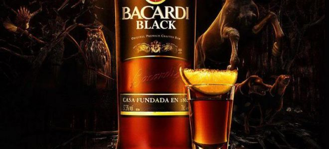Бакарди виды: с чем пьют бакарди?