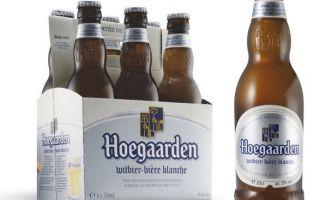Пиво Хугарден (Hoegaarden)