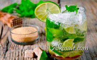 Рецепт безалкогольного мохито в домашних условиях