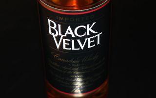 Виски Black Velvet | Виски Блэк Вельвет