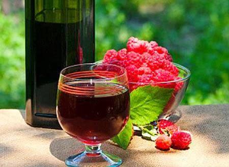 Домашнее вино из малинового варенья рецепт, малиновое вино