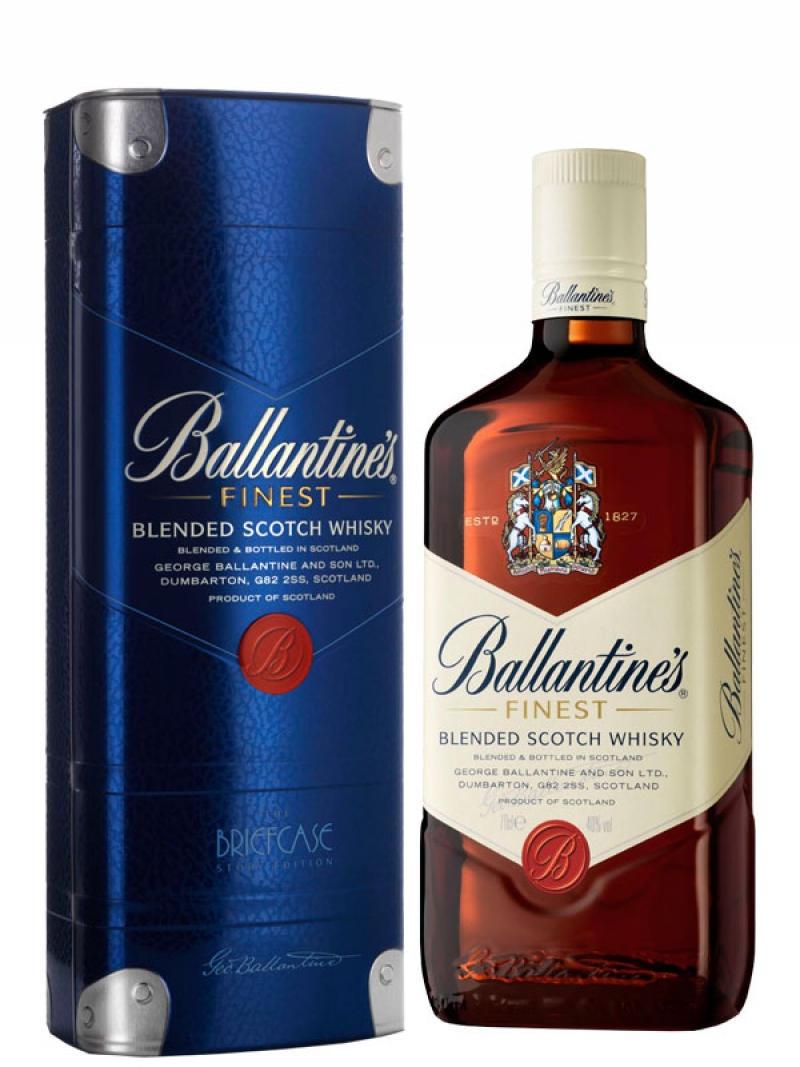 Виски Ballantines файнест