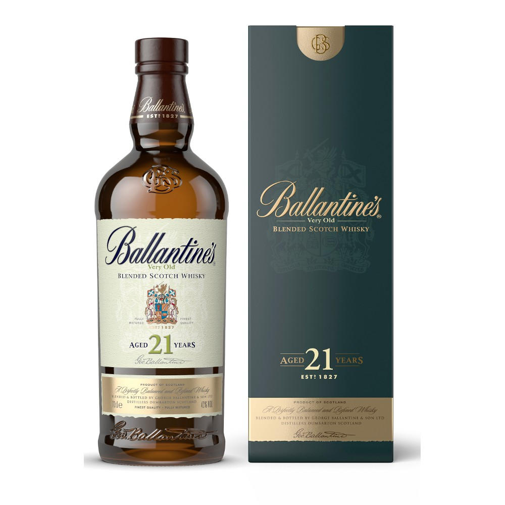 Виски Ballantines 21 год