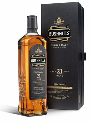 виски bushmills, виски bushmills single malt цена