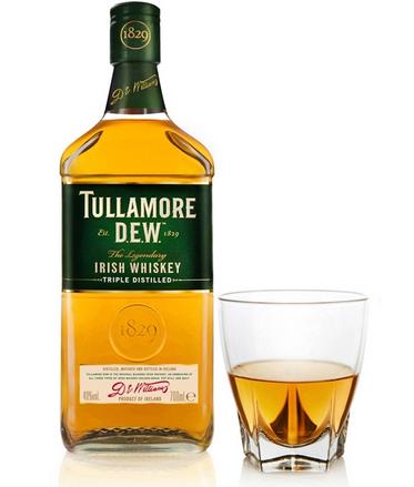 виски tullamore dew цена