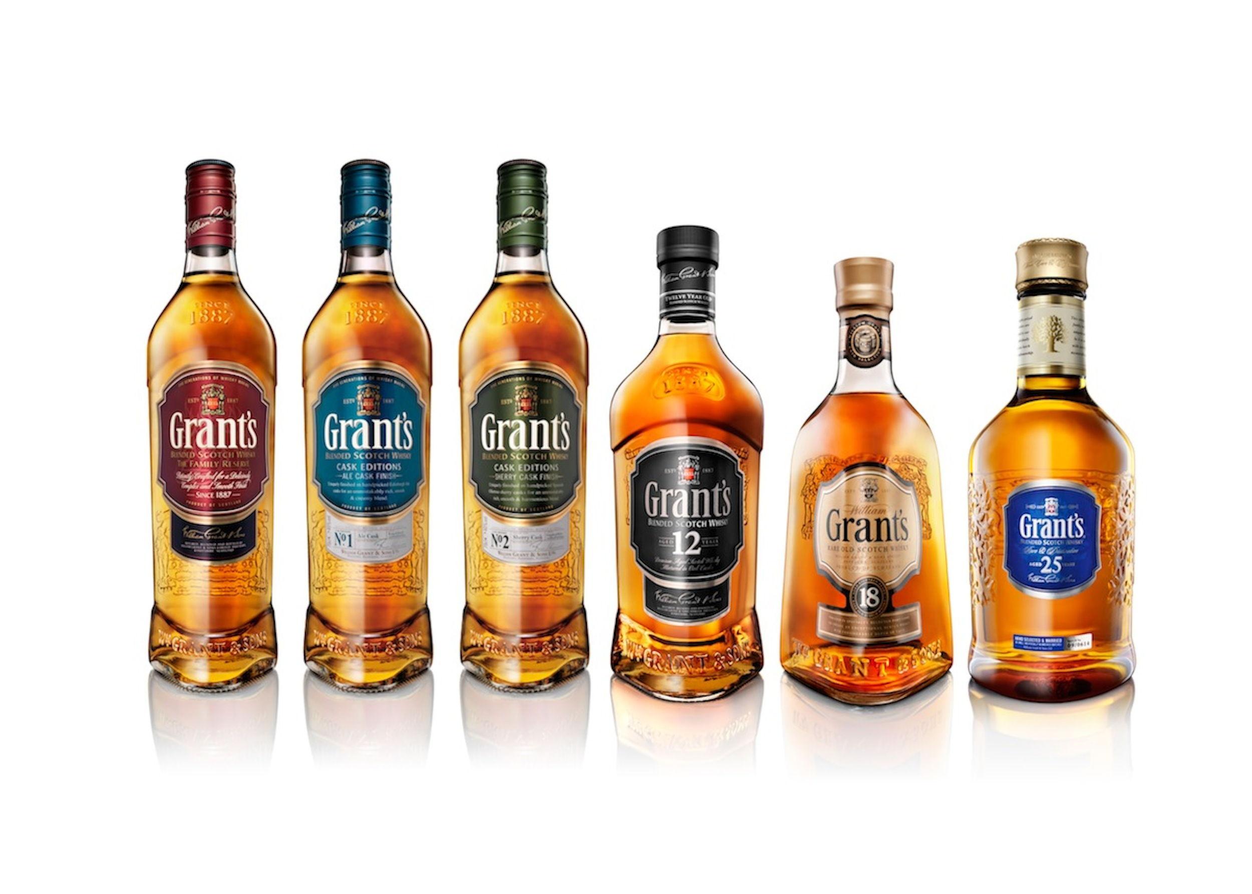 Grants виски, Виски Грантс, grants виски цена, виски грантс