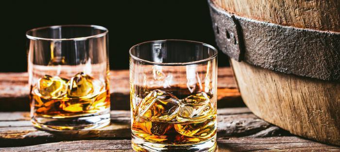 купажированый виски