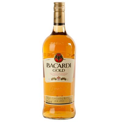 Bacardi Black Gold