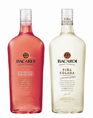 Pina Colada и Daiquiri