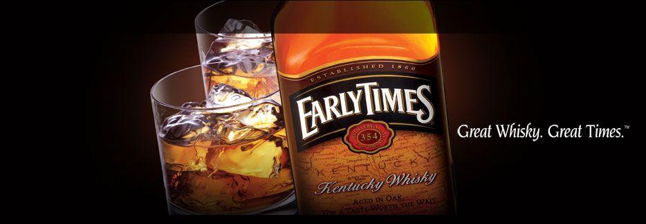 эрли таймс виски, early times виски, early times виски цена, early times виски отзывы, early times бурбон