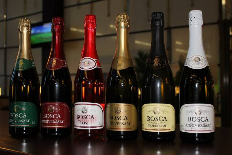 Шампанское боско фото