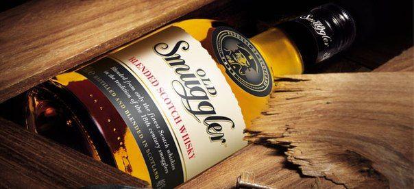 виски Олд Смагглер, виски Old Smuggler