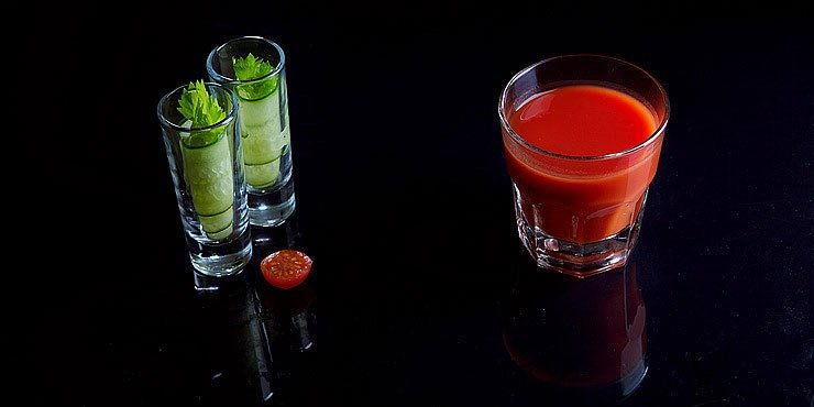легенда про Кровавую Мэри, Кровавая Мэри рецепт коктейля в домашних условиях, как правильно пить Кровавую Мэри