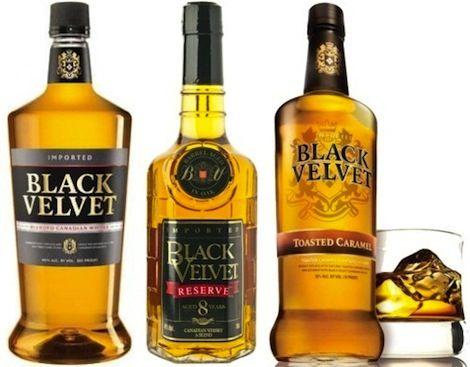 Виски Black Velvet, Виски Блэк Вельвет