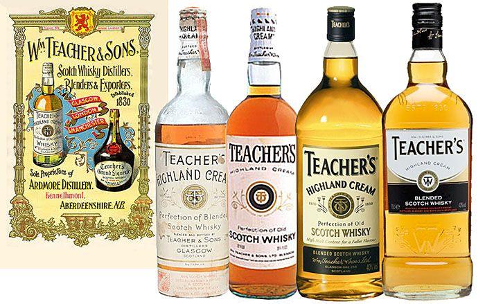 Виски Teachers, Виски Тичерс