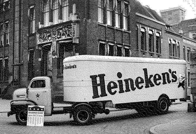 Пиво Heineken, Пиво Хайнекен