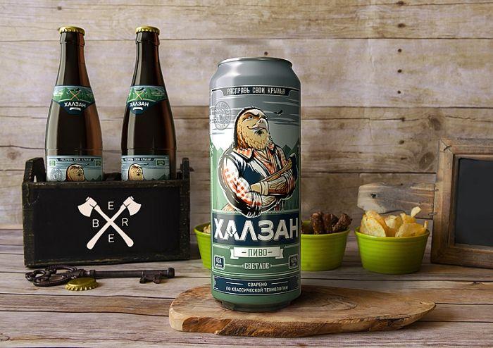 Пиво Халзан, Пиво Халзан производитель, Пиво Халзан цена, Пиво Халзан отзывы