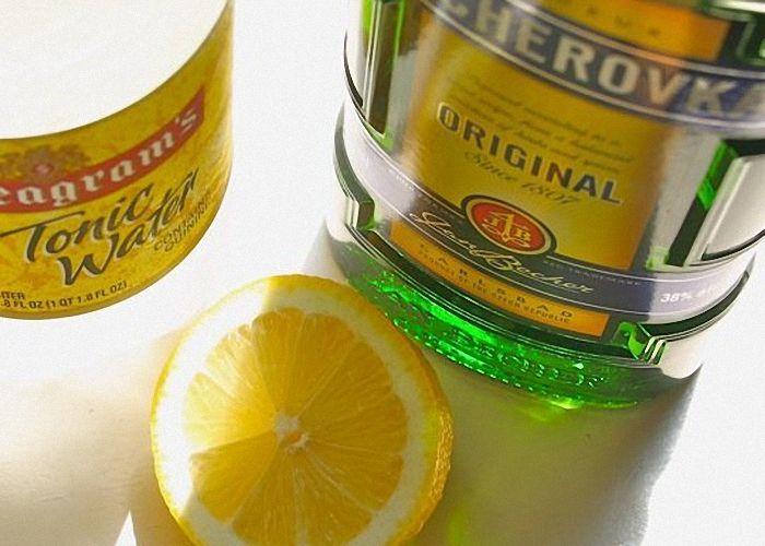 бехеровка с лимоном