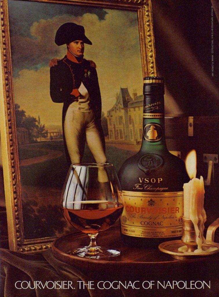 Наполеон и Курвуазье