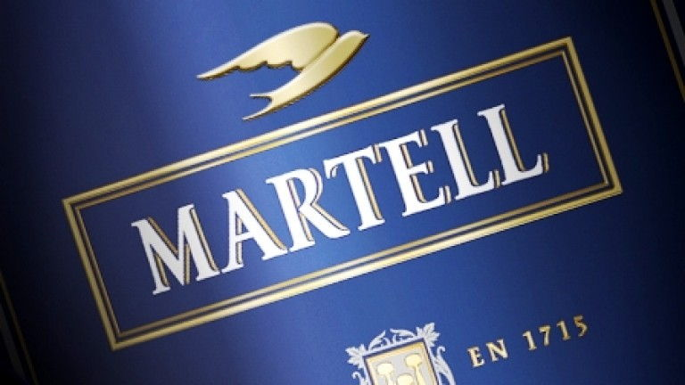 логотип мартель