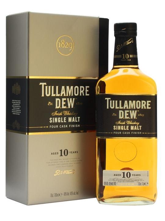 виски талламор дью