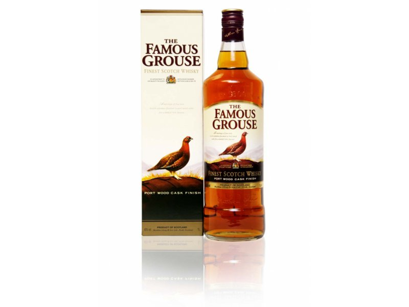 Виски Famous grouse finest
