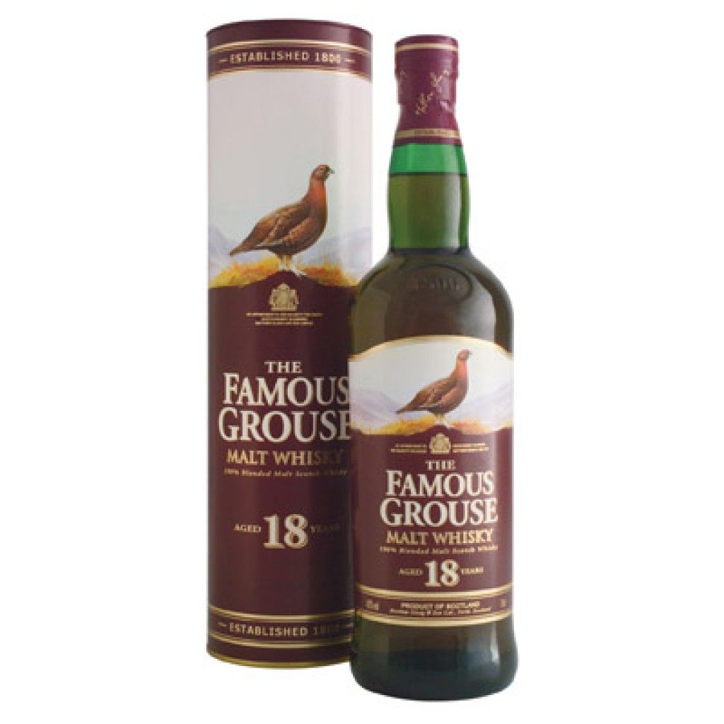 Виски Famous grouse malt 18
