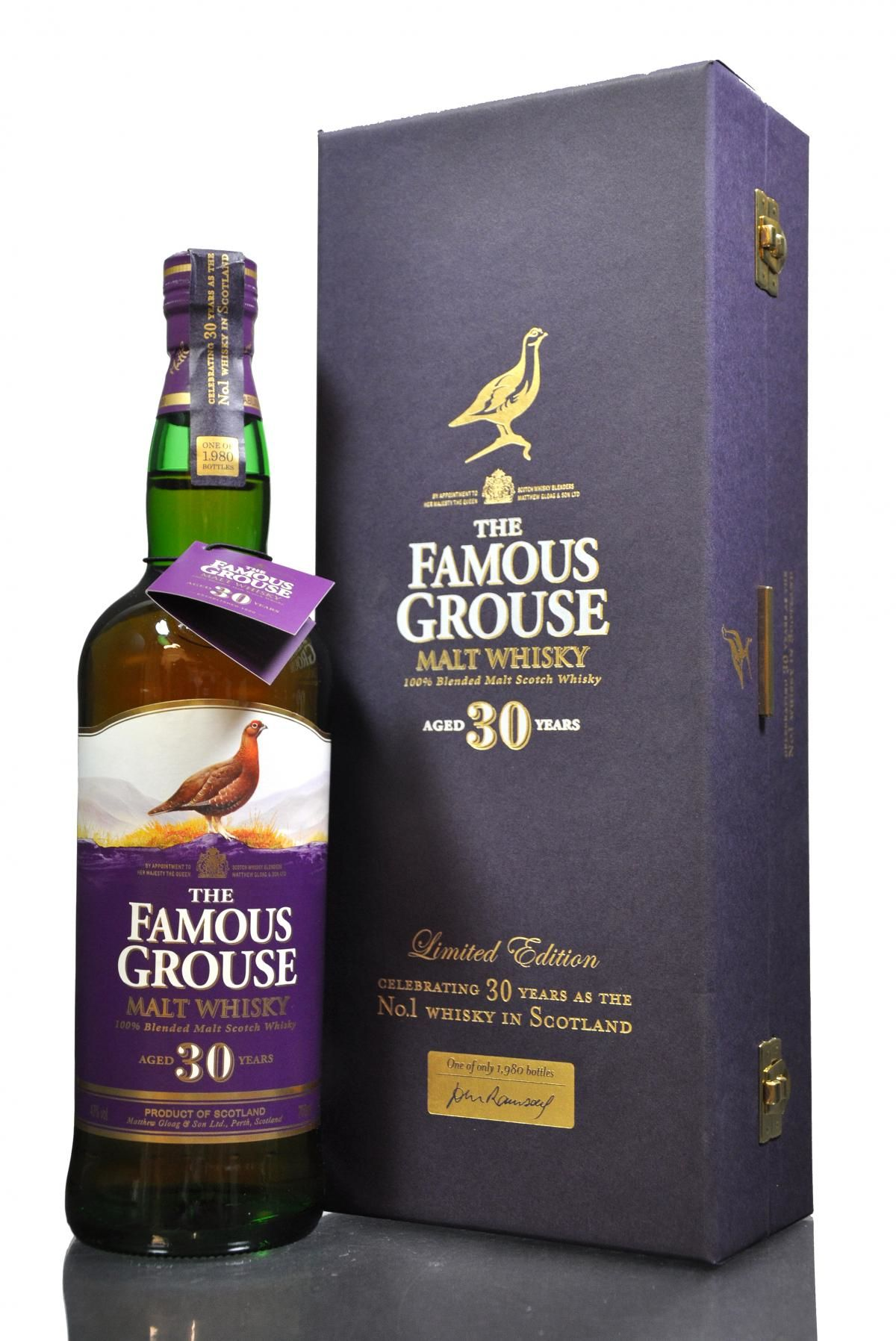 Виски Famous grouse malt 30