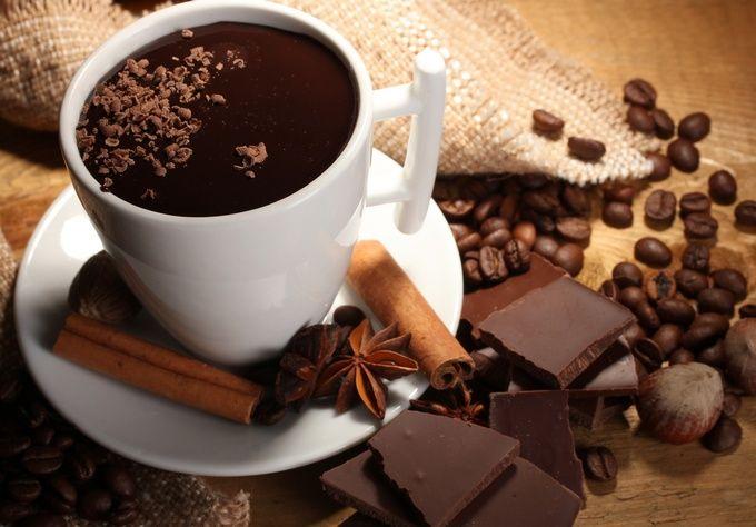 ром с шоколадом