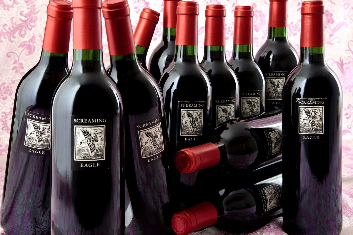 самое дорогое вино в мире