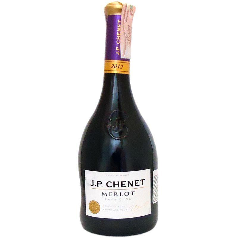 Вино Жан Поль Шене мерлот