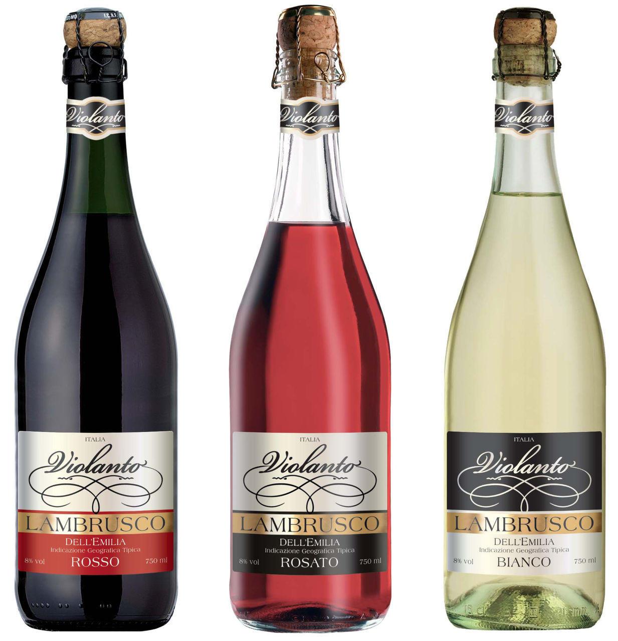 вино ламбруско