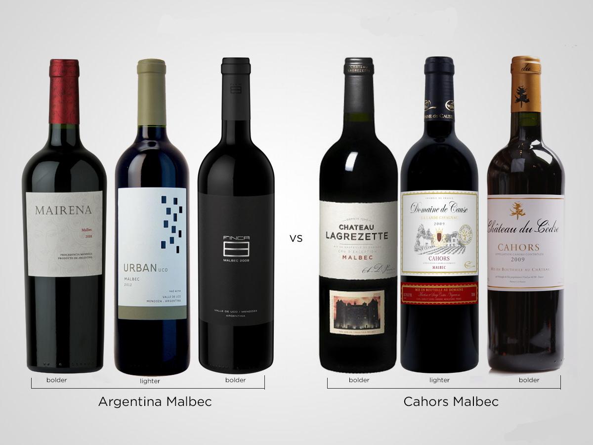 аргентинское вино мальбек