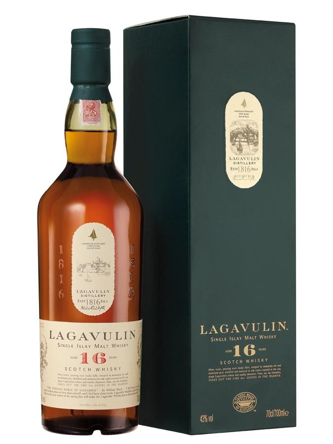 виски лагавулин 16 лет