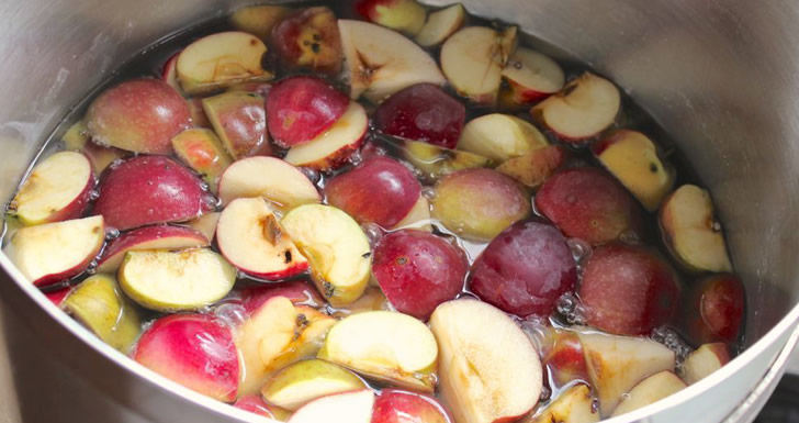 Подготовка яблочной браги