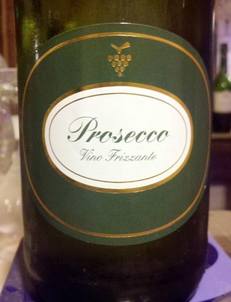 Слабогазированное вино Просекко Frizzante