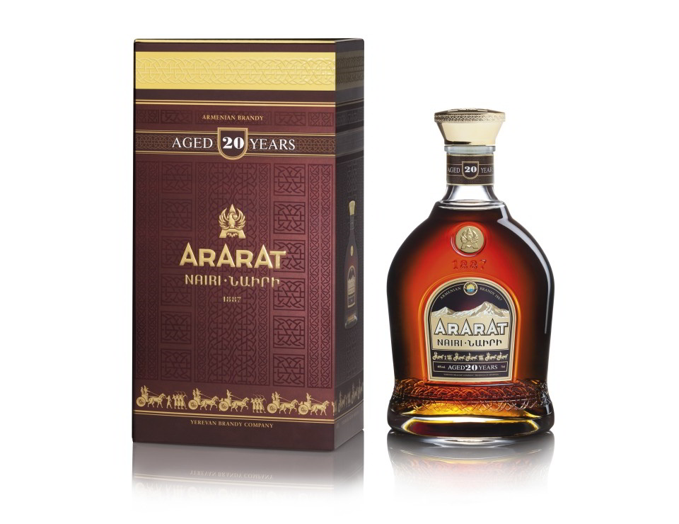 Арарат Наири 20 лет