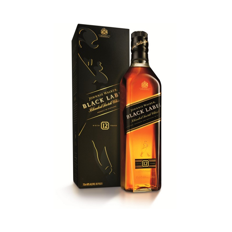 Виски Johnnie Walker Black Label 12 лет