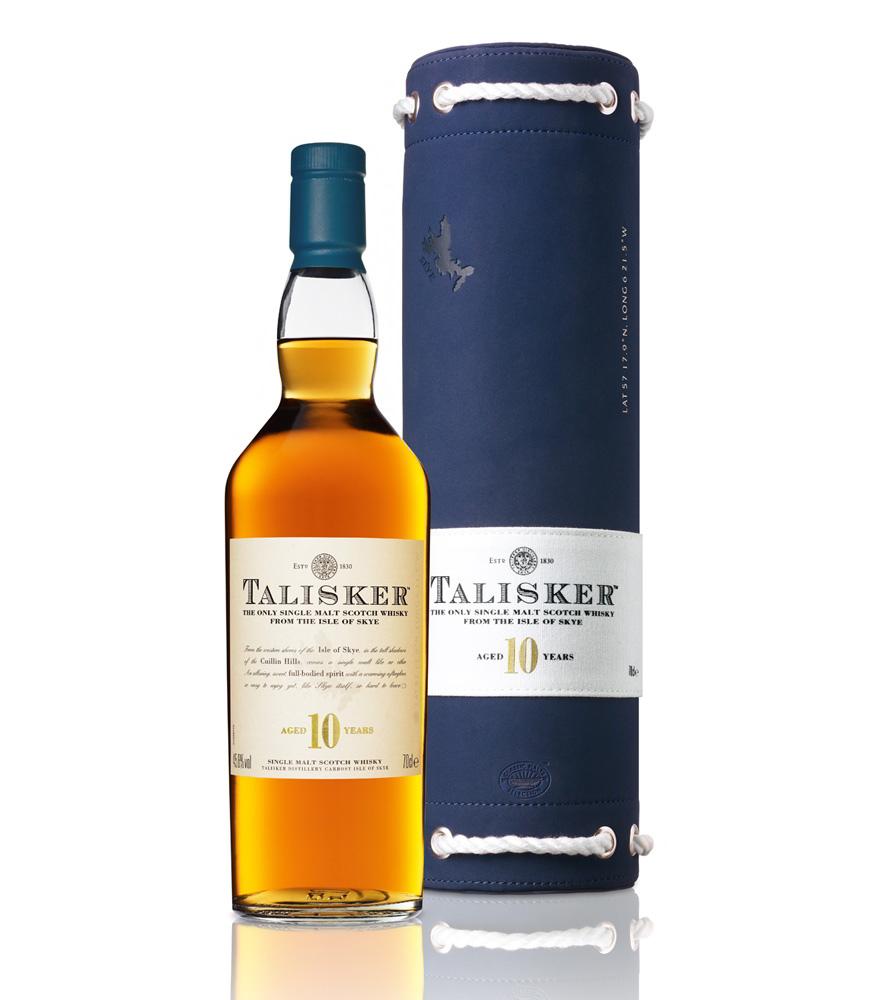 виски талискер