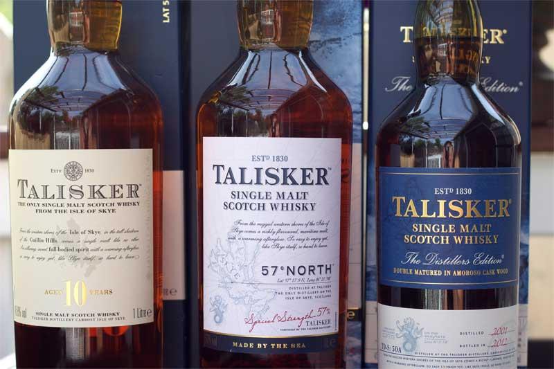 виски талискер фото