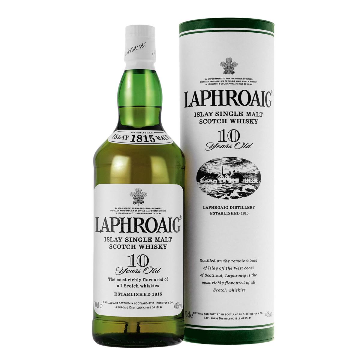 Laphroaig 10 лет