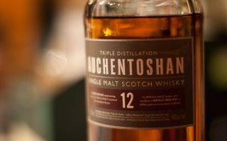 Виски Auchentoshan — односолодовый виски из Шотландии