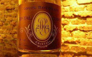 Шампанское Кристалл Луи Родерер | Louis Roederer