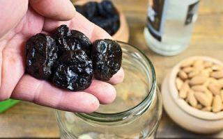 Самогон на черносливе — лучшие рецепты приготовления