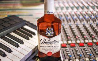 Ballantine's whiskey (Балантайс виски)