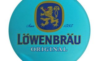Пиво Lowenbrau (Левенбраун)